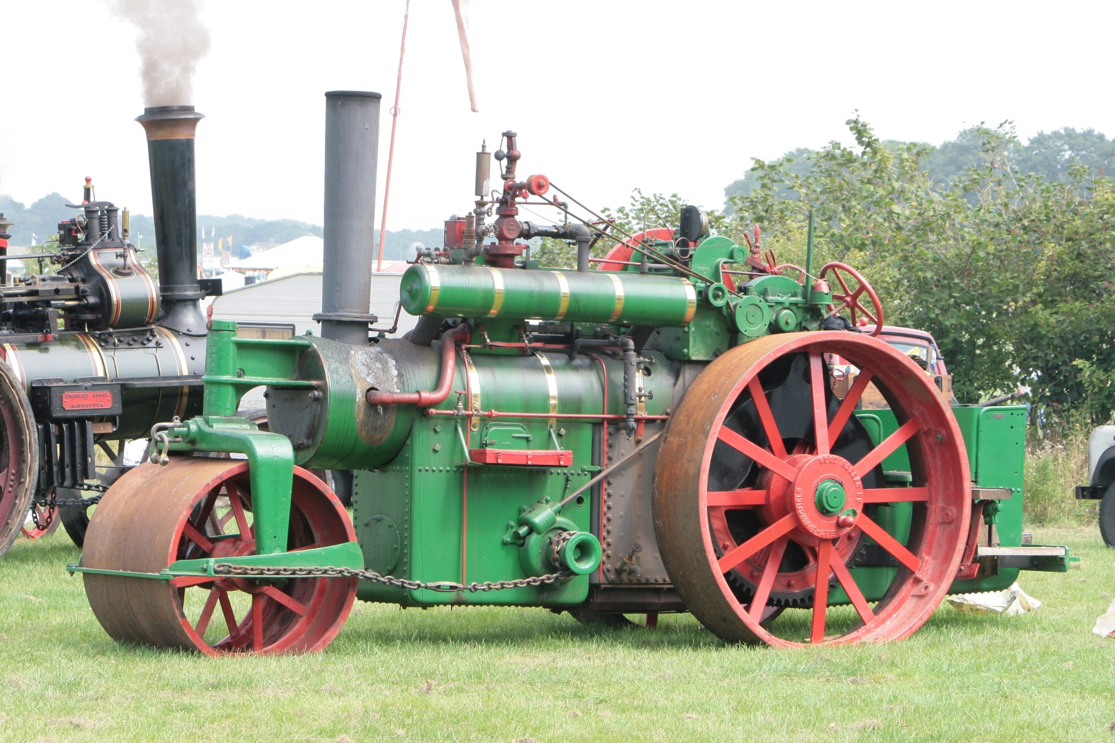 Weald Of Kent Steam Rally